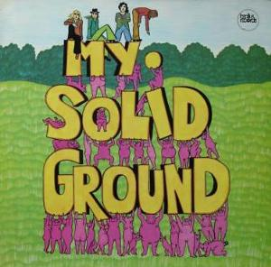 My Solid Ground  by MY SOLID GROUND album cover