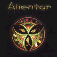 Alientar - Alientar CD (album) cover