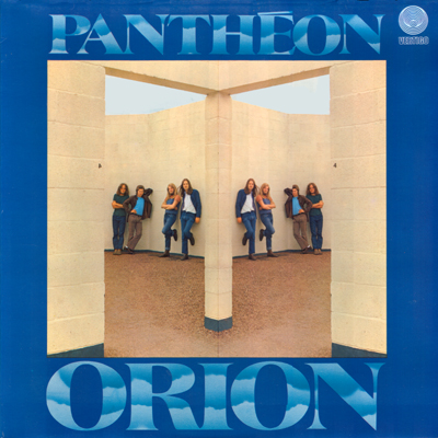 Pantheon Orion album cover