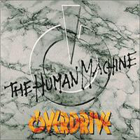 The Human Machine by OVERDRIVE album cover