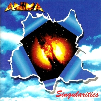 Singularities by ANIMA DOMINUM album cover
