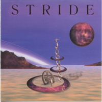 Stride - Music Machine CD (album) cover