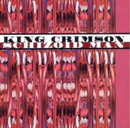 King Crimson - Schizoid Man CD (album) cover