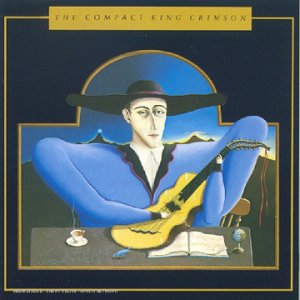 King Crimson The Compact King Crimson album cover