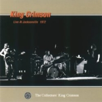 King Crimson - Live at Jacksonville 1972  CD (album) cover
