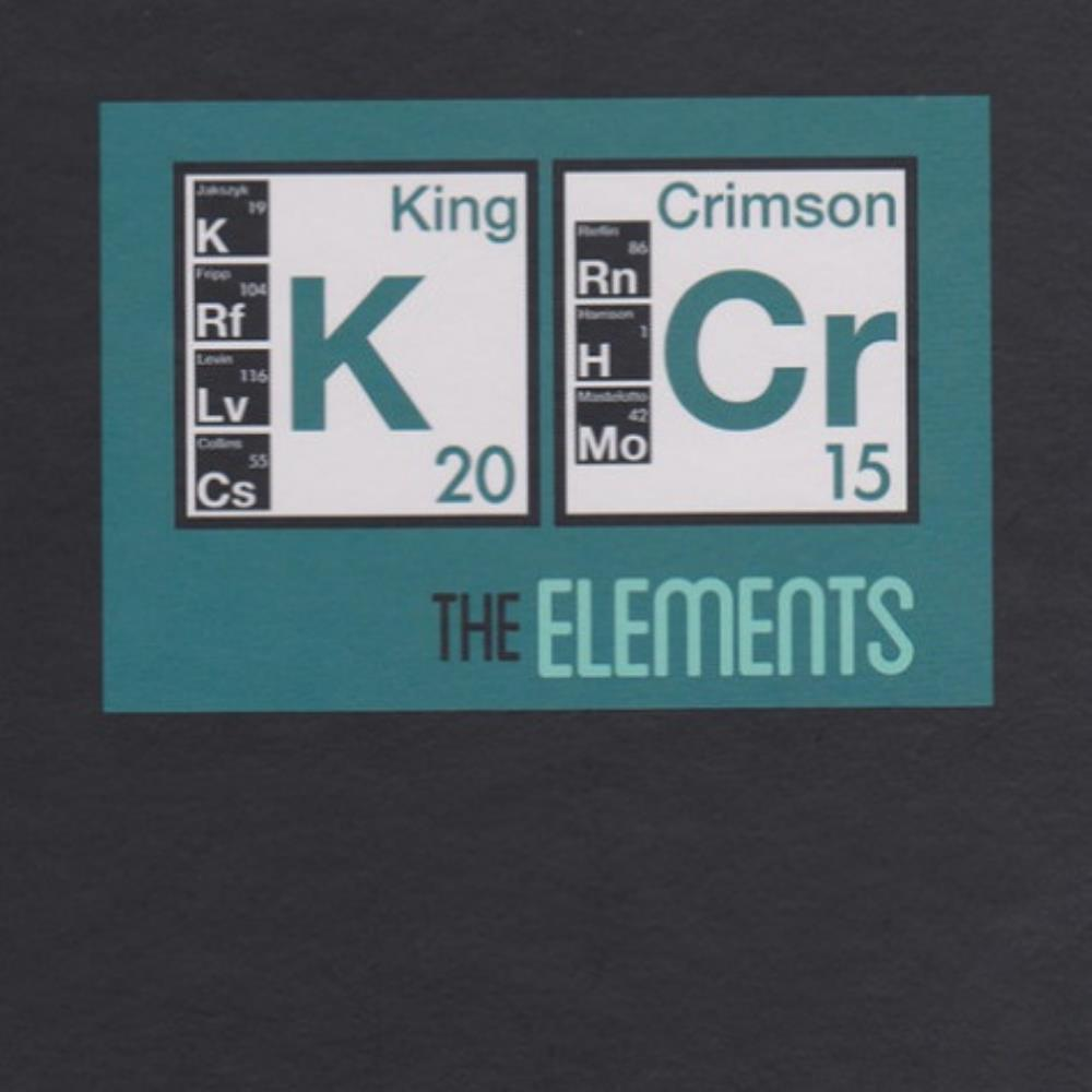 King Crimson The Elements (2015 Tour Box) album cover