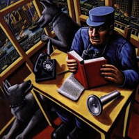 King Crimson - The Night Watch  CD (album) cover