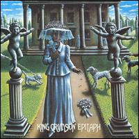 King Crimson - Epitaph, Volumes Three & Four CD (album) cover