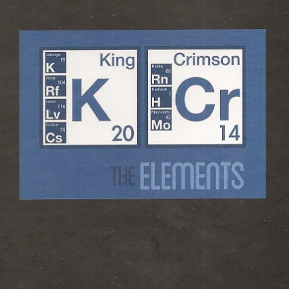 King Crimson - The Elements (2014 Tour Box) CD (album) cover