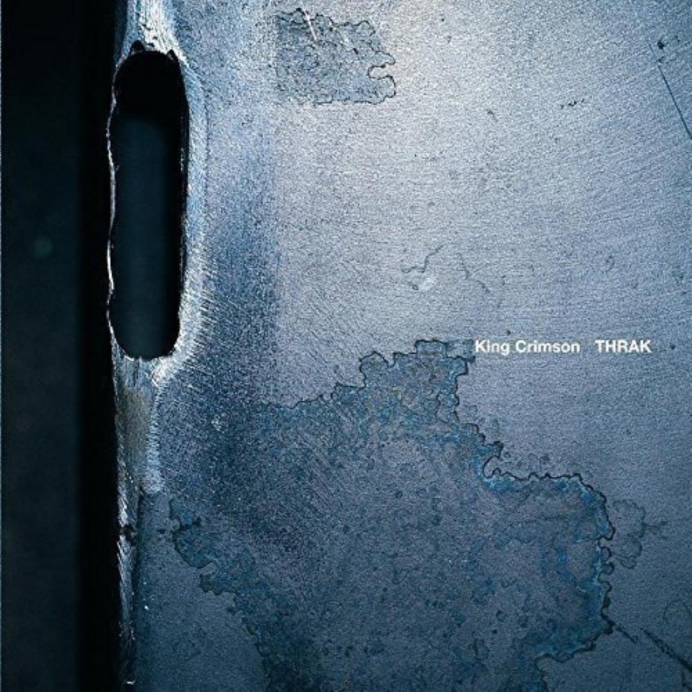 THRAK BOX by KING CRIMSON album cover