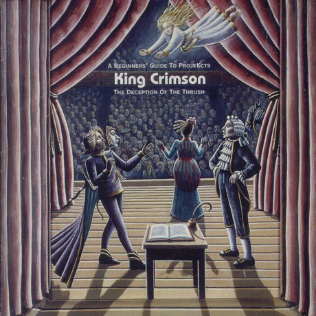 King Crimson Deception of the Thrush: A Beginners Guide to ProjeKcts  album cover