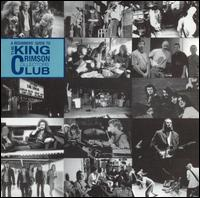 King Crimson - King Crimson - A Beginners' Guide To The King Crimson Collectors' Club CD (album) cover
