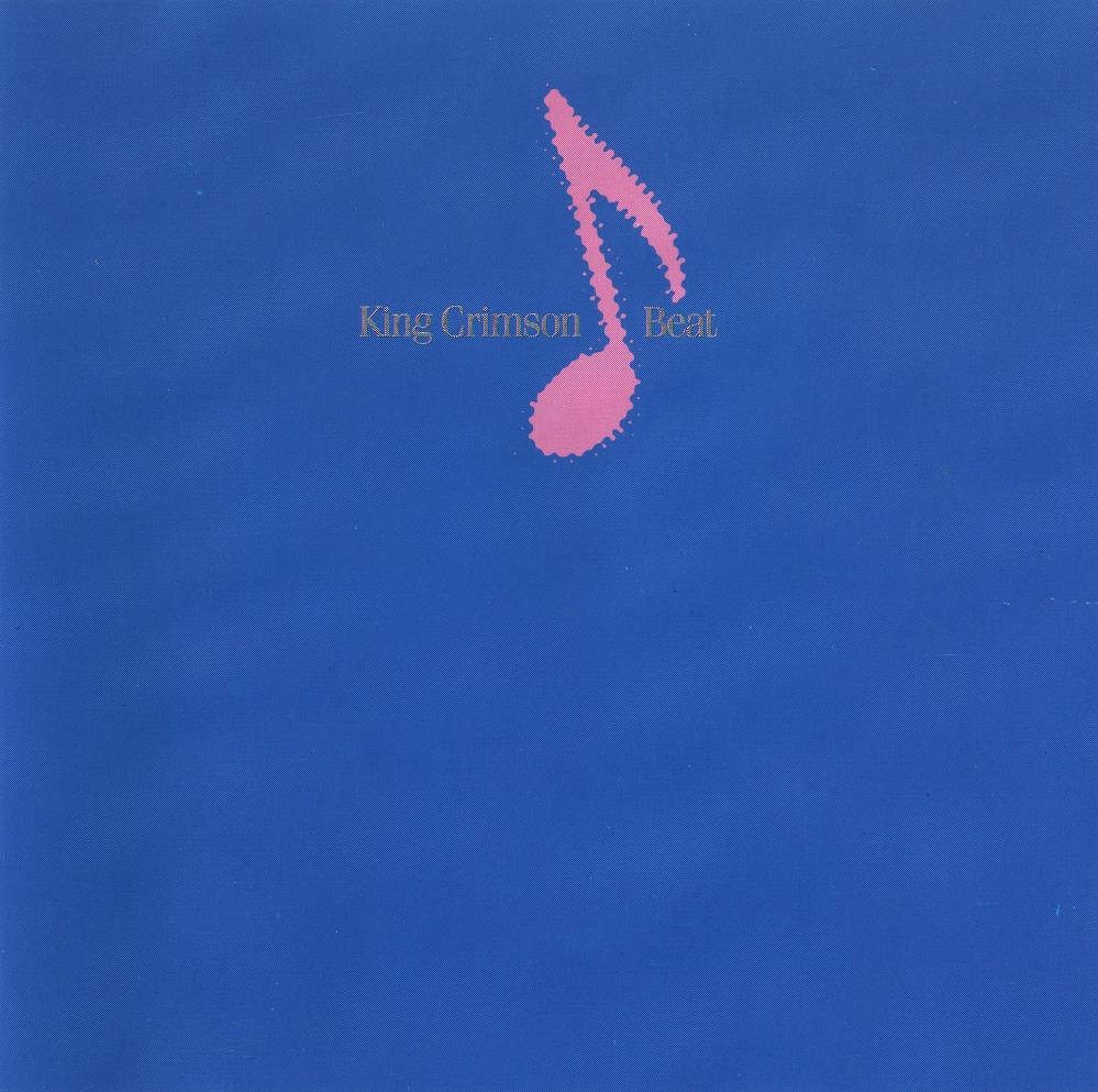 King Crimson - Beat CD (album) cover