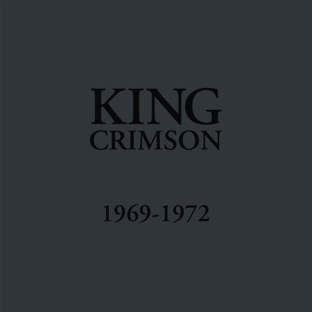 1969-1972 by KING CRIMSON album cover