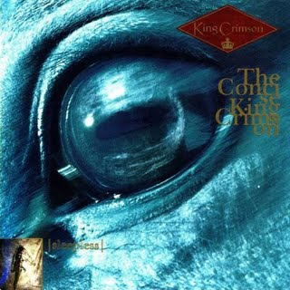 King Crimson Sleepless: The Concise King Crimson album cover