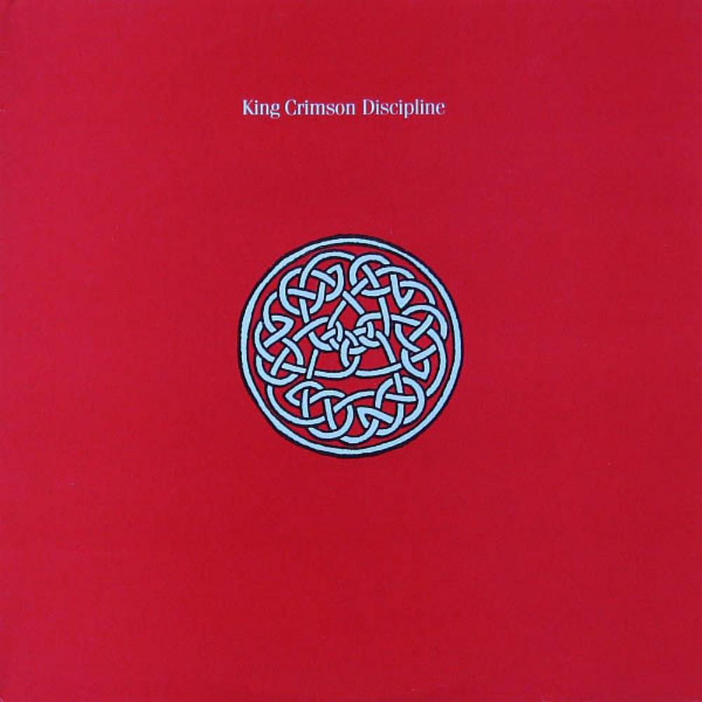 King Crimson - Discipline CD (album) cover