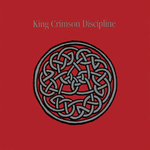 King Crimson Discipline album cover
