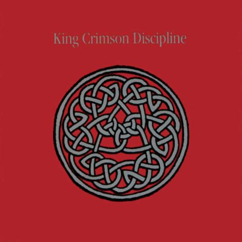 King Crimson - Discipline CD (album) cover