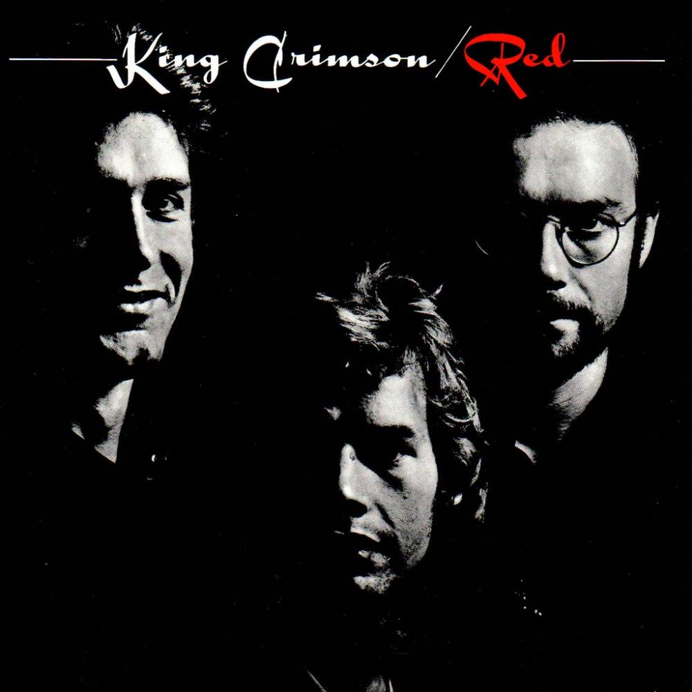 King Crimson - Red CD (album) cover