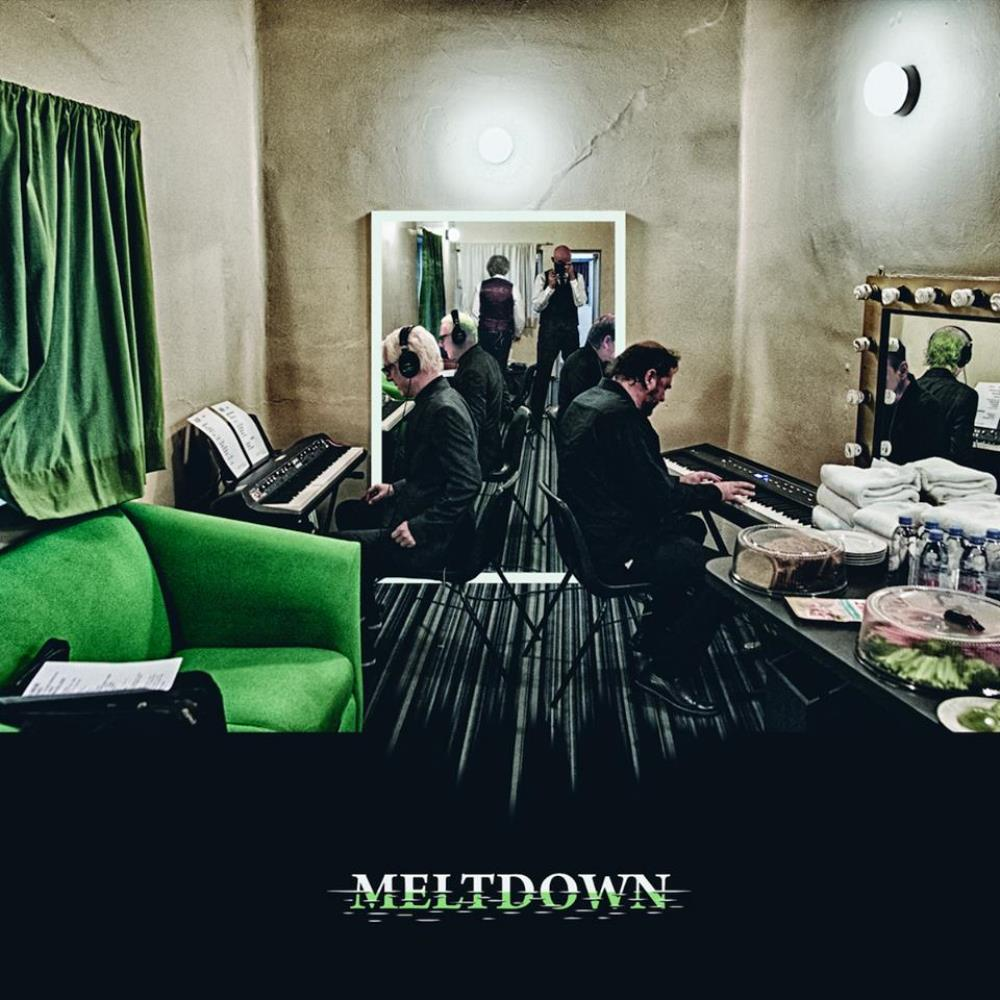 Meltdown: Live in Mexico by KING CRIMSON album cover
