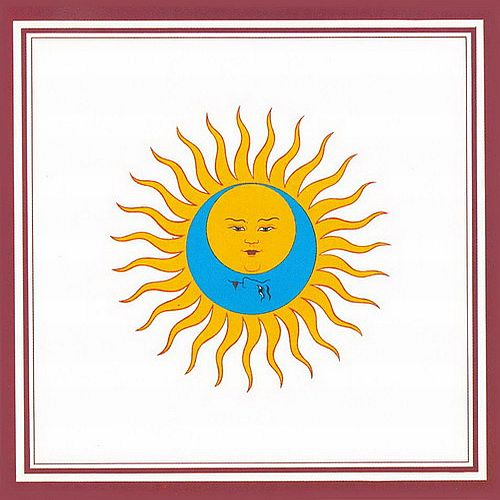 King Crimson - Larks' Tongues in Aspic CD (album) cover