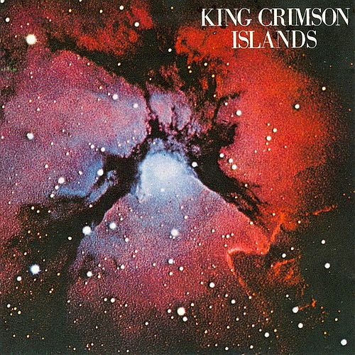 Islands by KING CRIMSON album cover