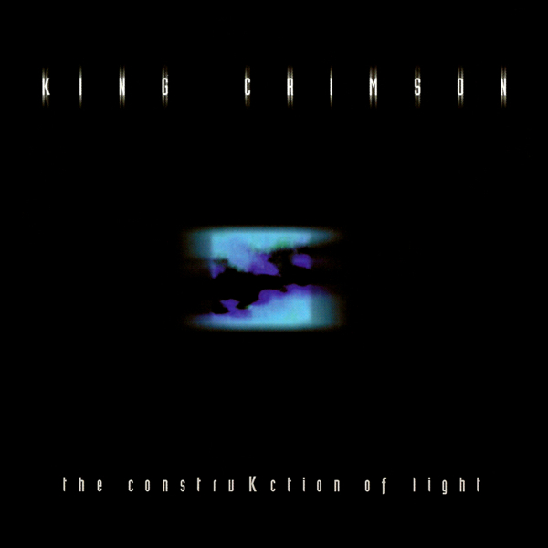 King Crimson - The ConstruKction Of Light CD (album) cover