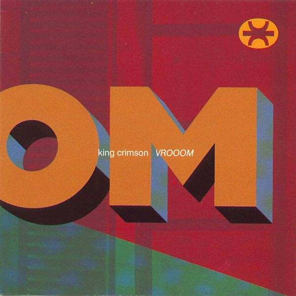 King Crimson - Vrooom CD (album) cover
