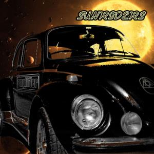 Sunriders by AMPLIFIER album cover