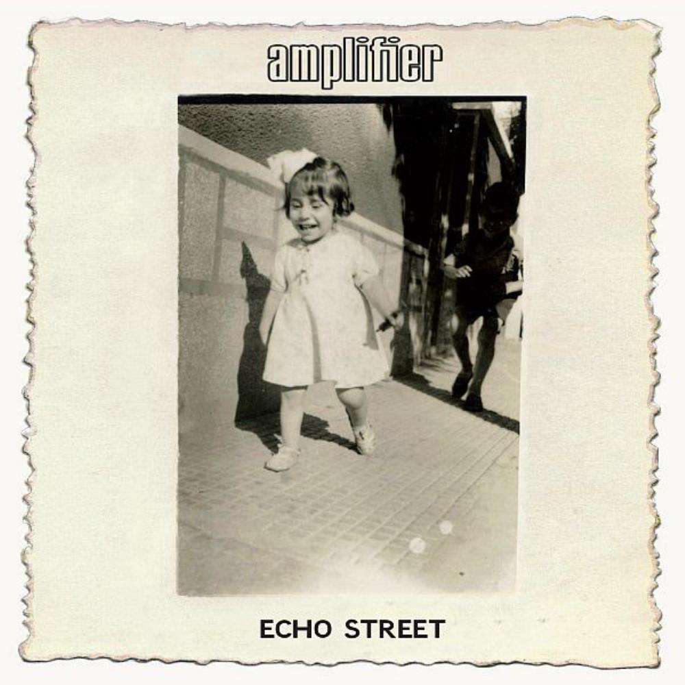 Echo Street by AMPLIFIER album cover