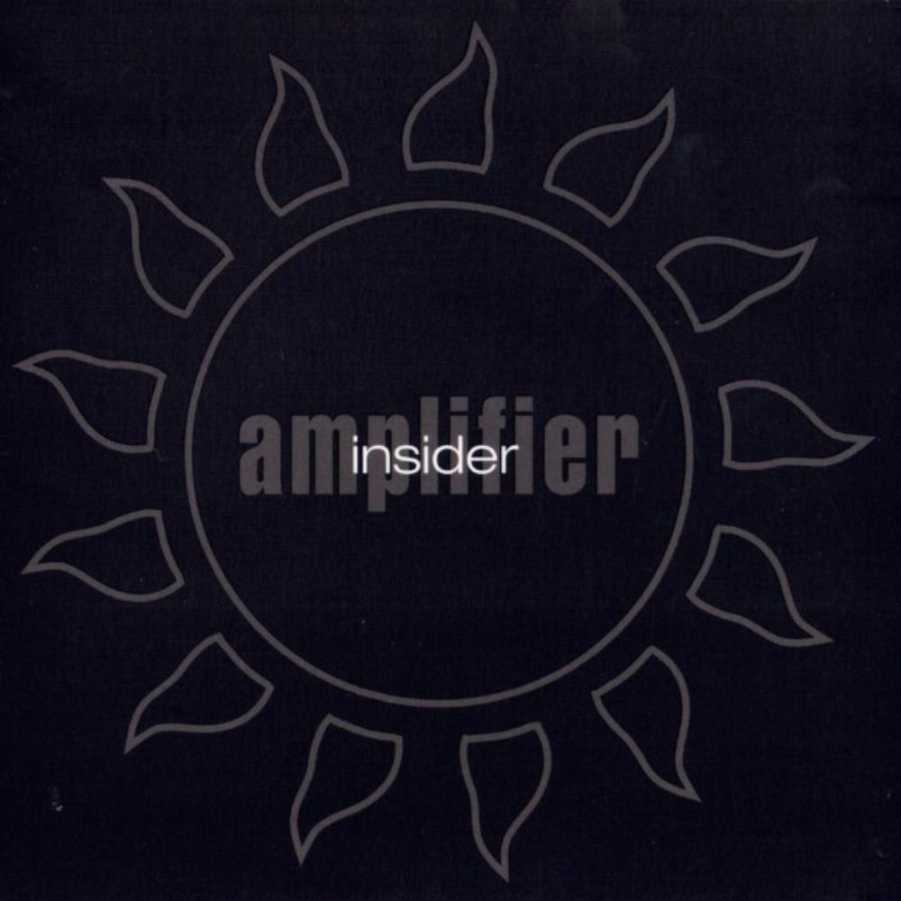 Amplifier - Insider CD (album) cover