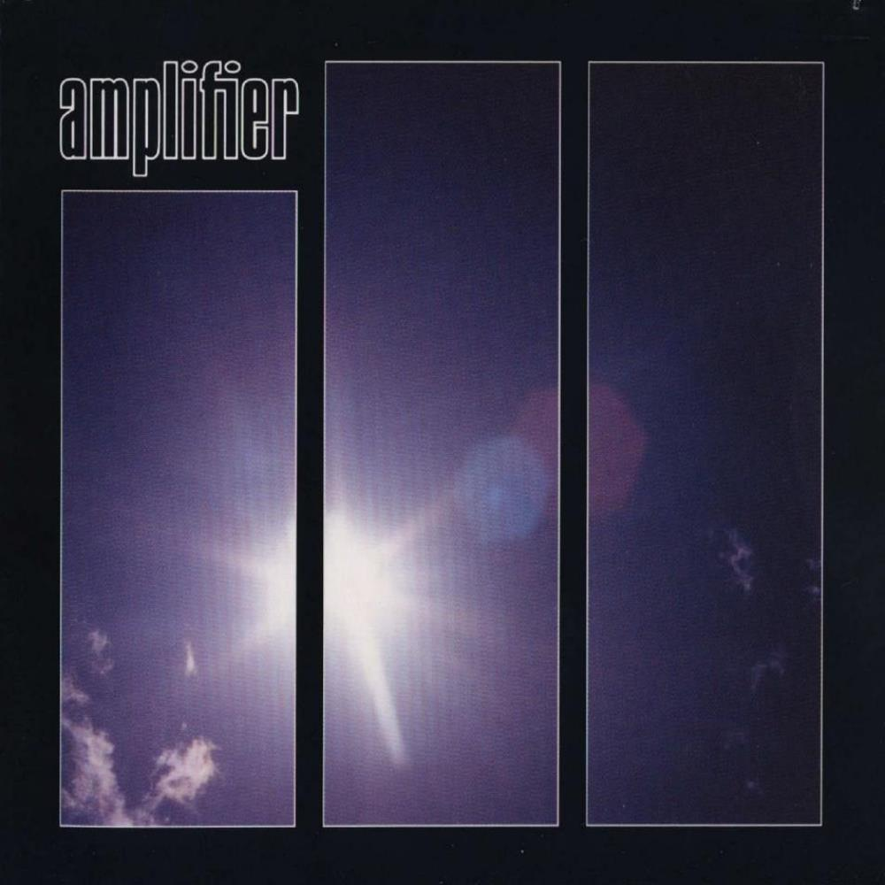 Amplifier - Amplifier CD (album) cover