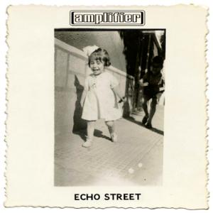 Amplifier - Echo Street CD (album) cover