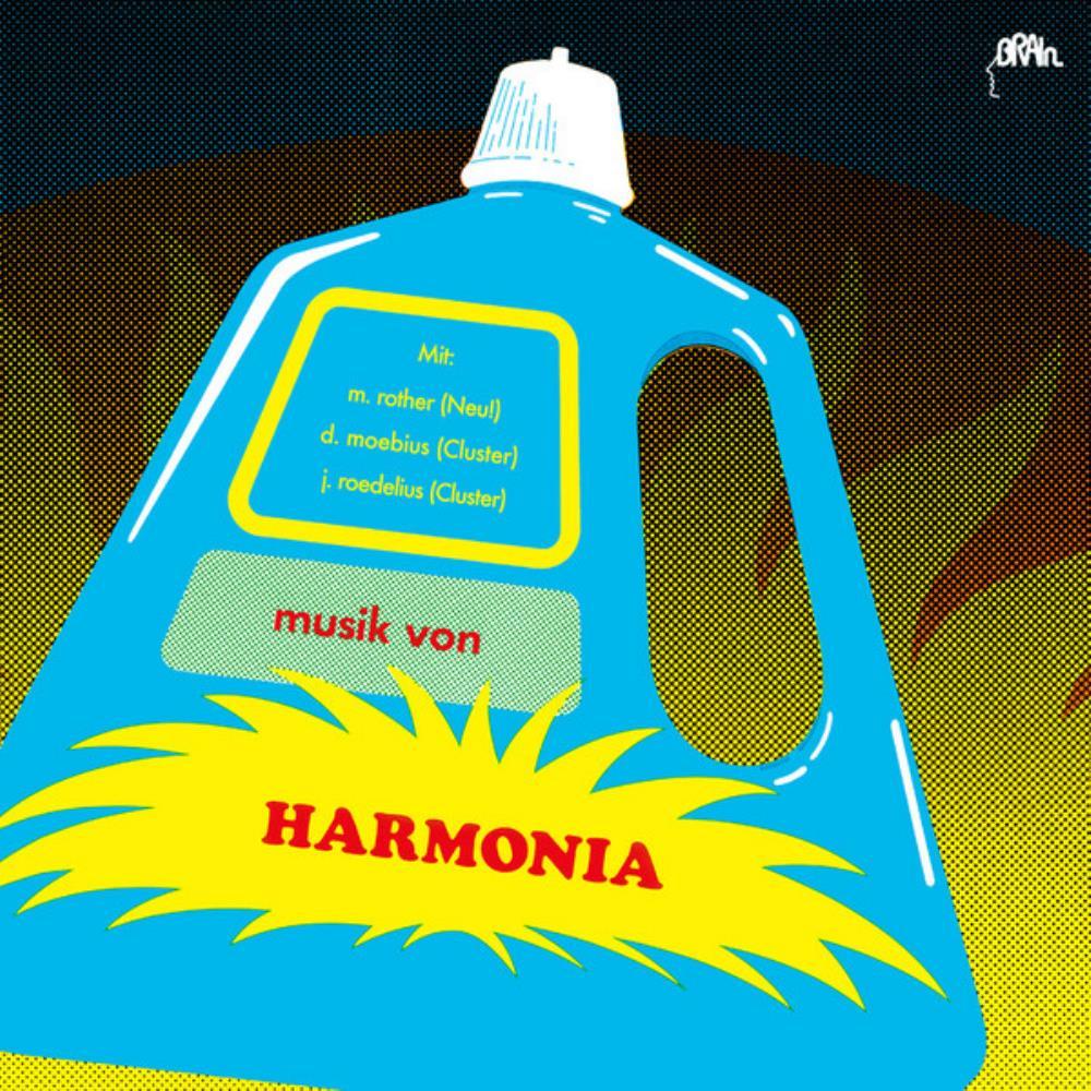 Musik Von Harmonia by HARMONIA album cover