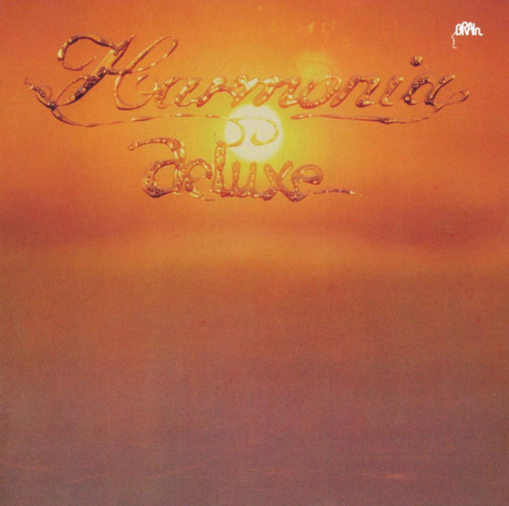Harmonia - Deluxe CD (album) cover