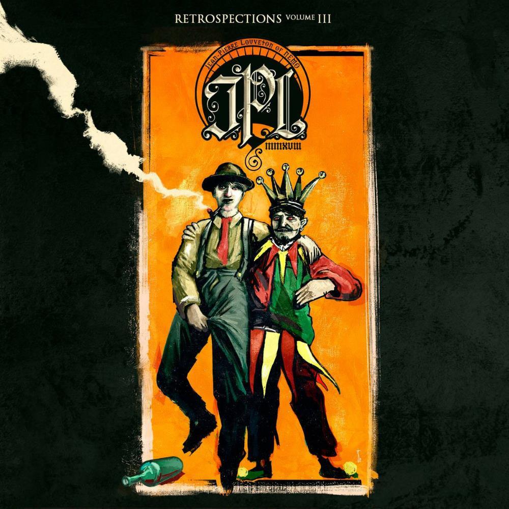 Retrospections - Volume III by LOUVETON, JEAN-PIERRE album cover