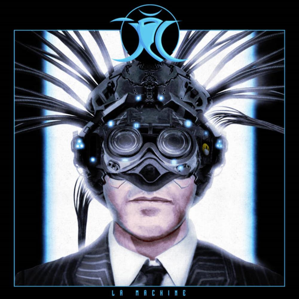 La machine by LOUVETON, JEAN-PIERRE album cover
