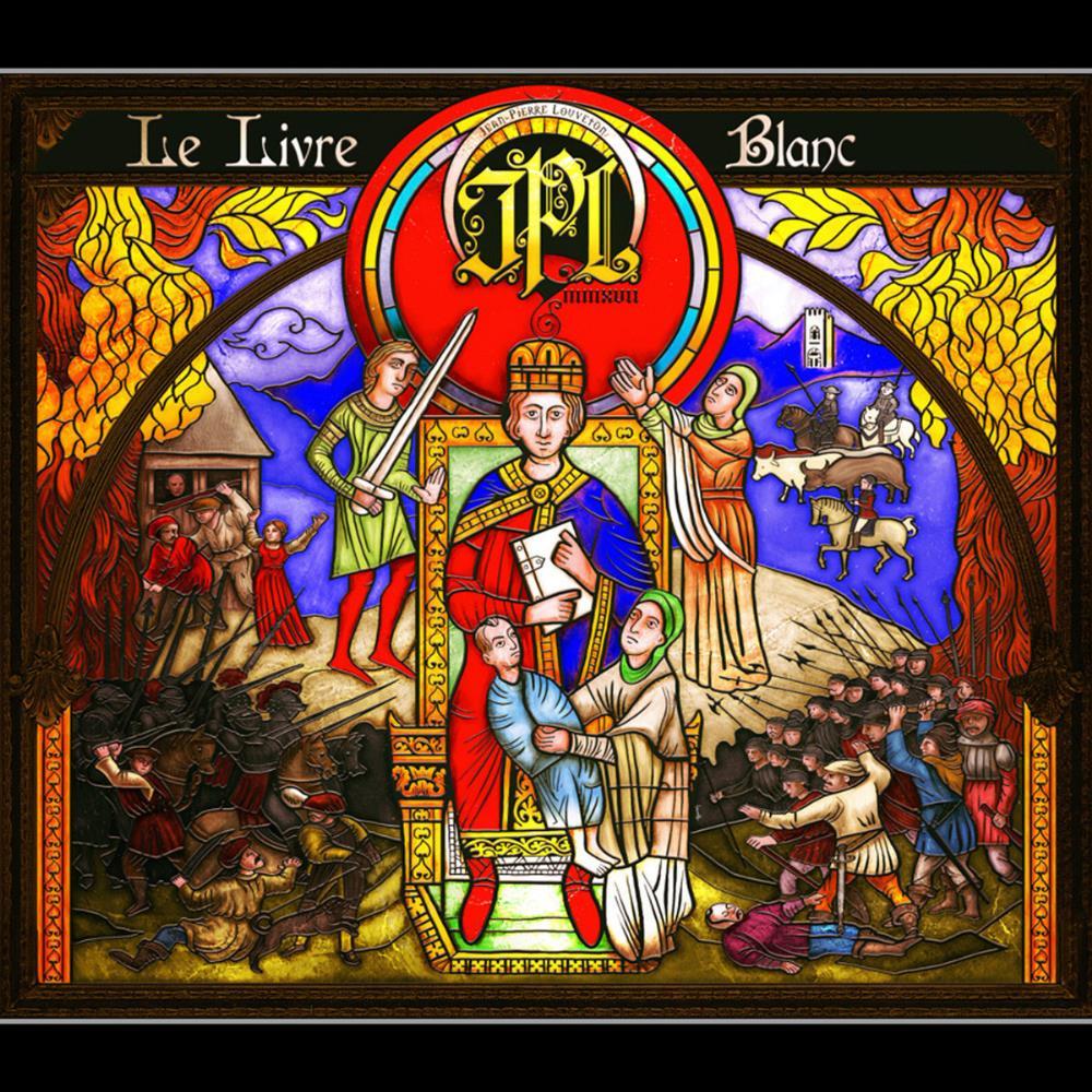 Le Livre Blanc by LOUVETON, JEAN-PIERRE album cover