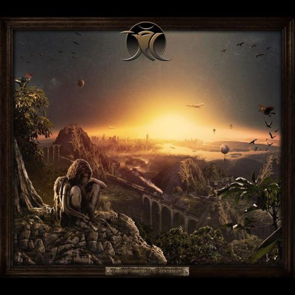 Sapiens Chapter 1/3: Exordium by LOUVETON, JEAN-PIERRE album cover