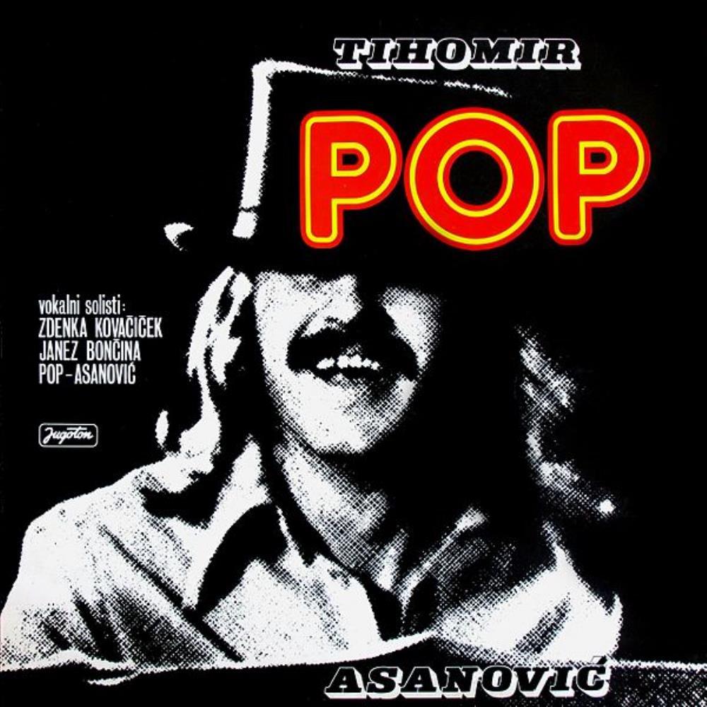 Pop by ASANOVIC,TIHOMIR POP album cover