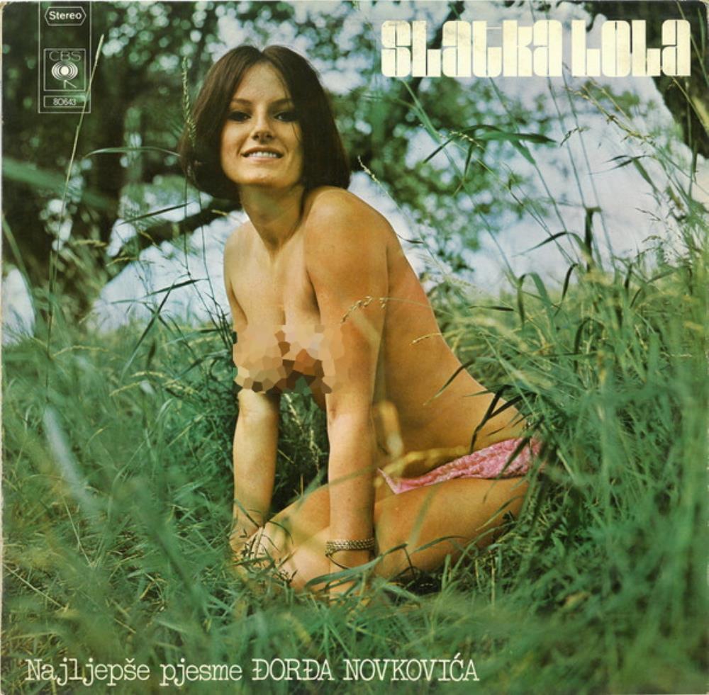 Jugoslovenska Pop Selekcija: Slatka Lola by ASANOVIC,TIHOMIR POP album cover