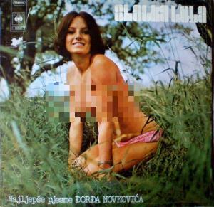 Slatka Lola - Najljepse pjesme Djordja Novkovica (with Jugoslavenska Pop Selekcija) by ASANOVIC,TIHOMIR POP album cover