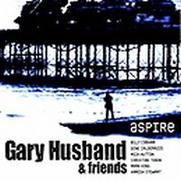 Gary Husband Aspire album cover