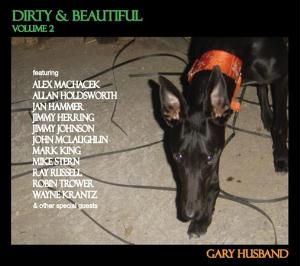 Gary Husband - Dirty & Beautiful Volume 2 CD (album) cover