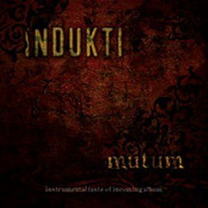 Indukti Mutum album cover