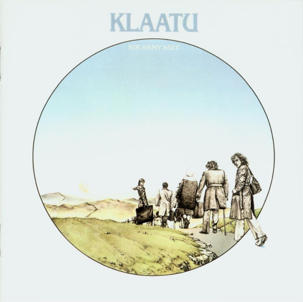 Klaatu Sir Army Suit album cover