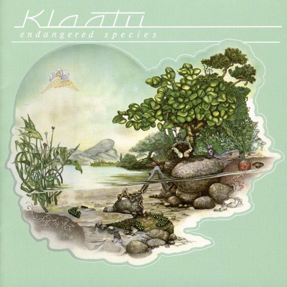 Klaatu Endangered Species album cover