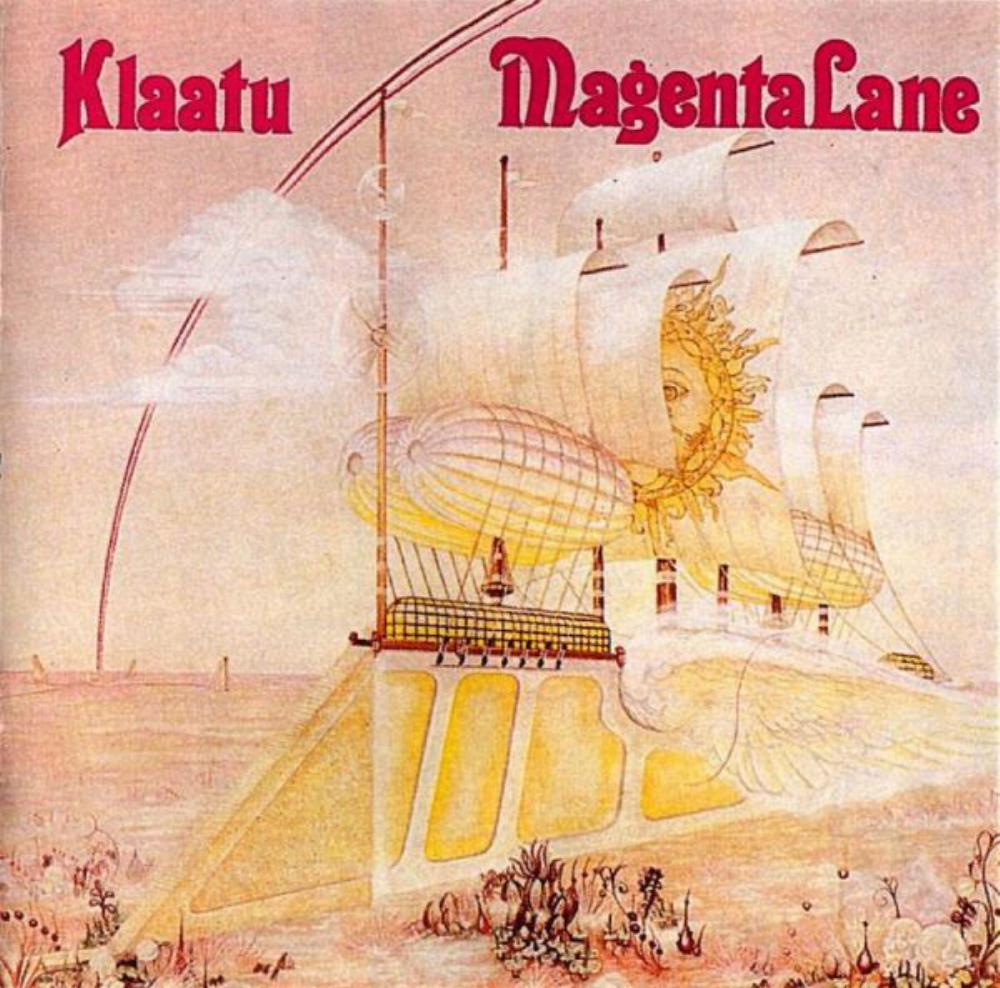 Magentalane by KLAATU album cover