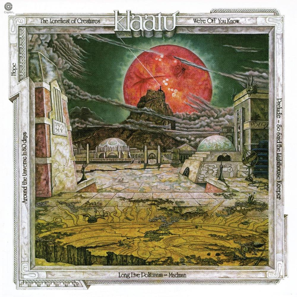 Klaatu - Hope CD (album) cover