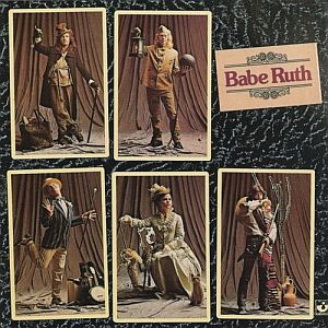 Babe Ruth Babe Ruth album cover